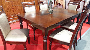 Стол обеденный для гостиной Прага  Sof, цве орех, фото 2