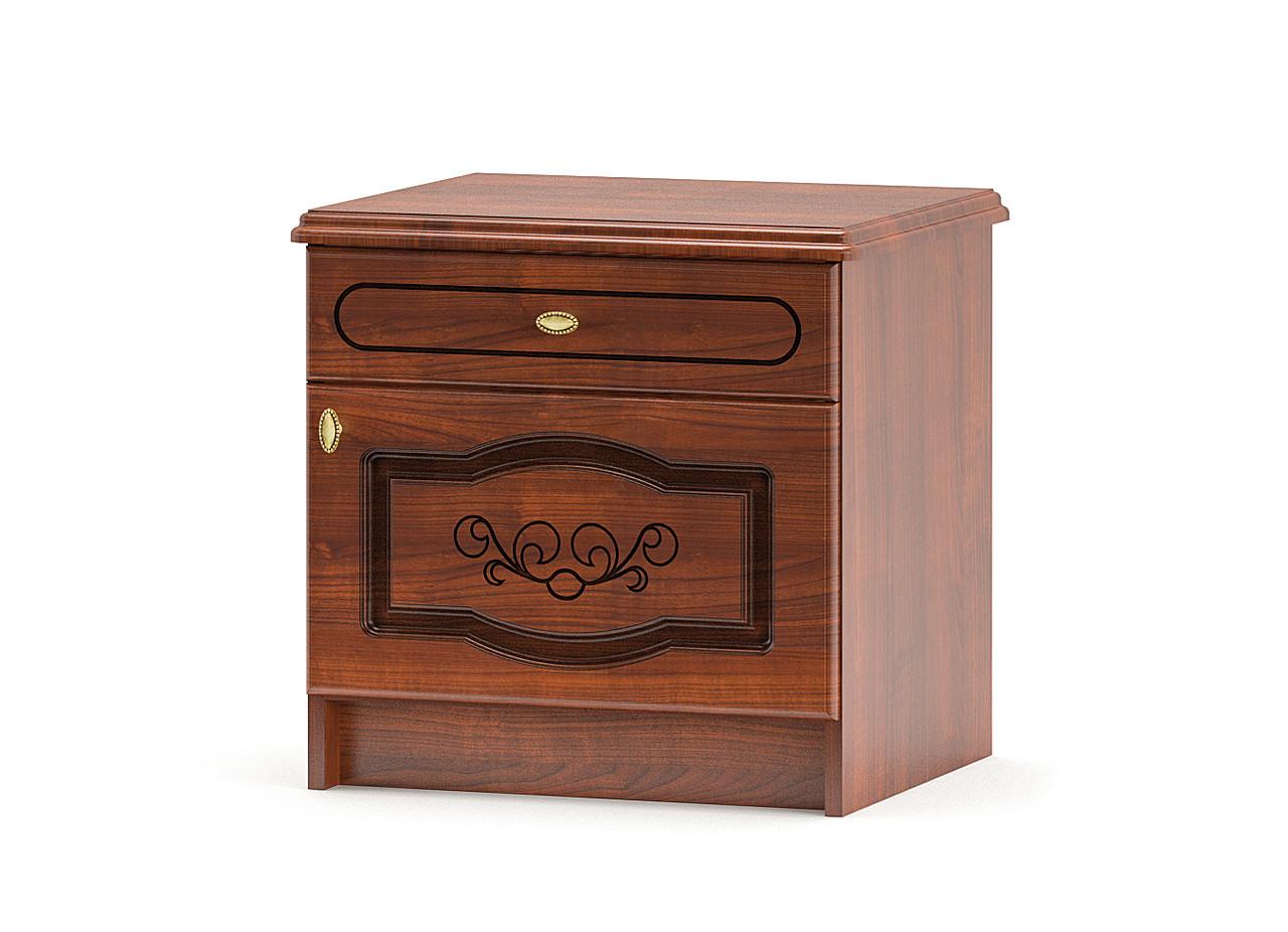Тумба прикроватная Бароко (2шт) Мебель-сервис