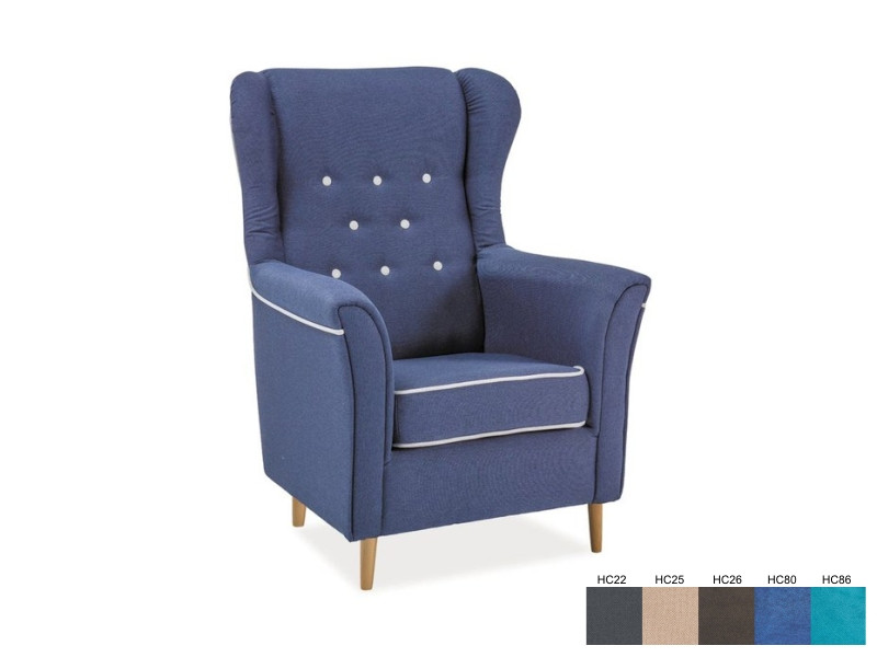 Мягкое кресло Ralph