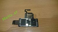 Шлейф sim Б\у HTC Desire V T328w оригинал