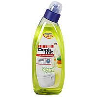 Средство для мытья унитазов DenkMit WC Reiniger Zitronen Frische, 750 ml