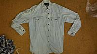 Рубашка Levis р. M джинсовая