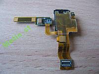Sony Xperia ZL C6502 С6503 коннектор разъем гарнит