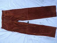 Кожаные штаны 34/34