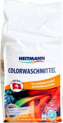 Стиральный порошок для цветного Heitmann 900г 12 стирок, фото 2