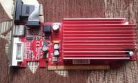 ВИДЕОКАРТА Pci-E Nvdia GeForce 8400 GS на 512 MB с HDMI и ГАРАНТИЕЙ ( видеоадаптер 8400gs 512mb 64bit )