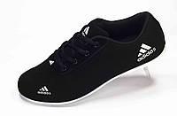 Кроссовки Adidas черные, фото 1