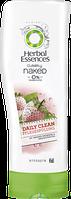 Herbal Essences Spülung Clearly Naked Clean - ОПОЛАСКИВАТЕЛЬ для волос на каждый день, 200 мл
