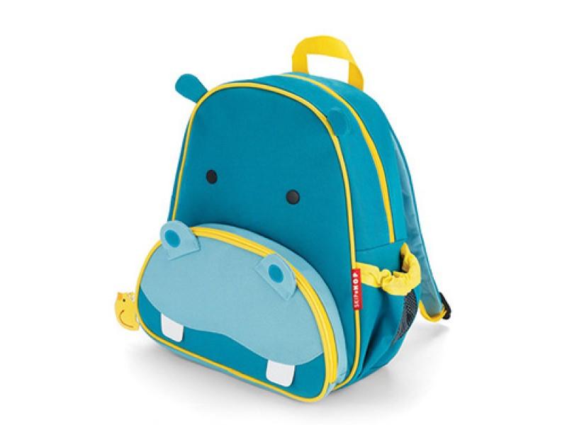 b942e78bf58d Детский Рюкзак Гиппопотам Skip Hop Zoo Pack 210211 - купить по ...