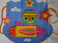 Детская сумочка из фома