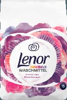 Lenor Colorwaschmittel Pulver Blütenbouquet - порошок для цветного белья, на 15 стирок