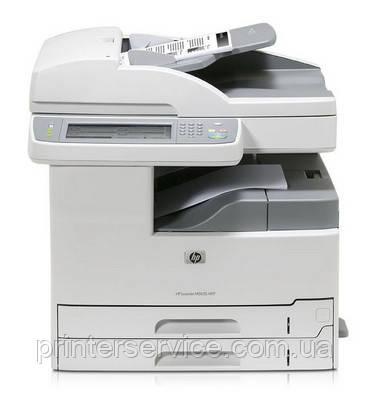 МФУ HР LaserJet M5035 ― принтер-сканер-копир формата А3