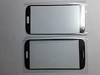 Стекло  Samsung I9500, Galaxy S4 черное high copy.