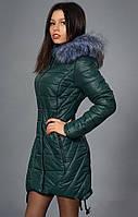 Куртка утепленная на силиконизированном синтепоне