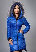 Классическая приталенная женская куртка
