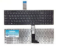 Оригинальная клавиатура для ноутбука Asus X550, X550C, X501, X501A, rus, black