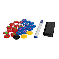 Набор аксессуаров для тактической доски Select Magnet set