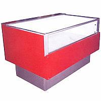Морозильная пристенная ванна (бонета) Айстермо ВХ-390 (-15…-18˚С, 1420х1040х1050 мм, автооттайка)
