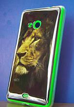 Чехол силиконовый для Microsoft 535