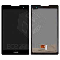 Дисплей для планшетов Asus ZenPad C 7.0 Z170C Wi-Fi, ZenPad C 7.0 Z170CG 3G, черный, с cенсорным экраном