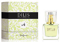 Духи экстра Dilis Parfum Classic Collection No.4  (Chanel №19 Poudre) 30 мл