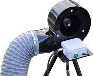 Вентилятор переносной ВСП-500М, ВСП-500М вентилятор для продувки колодцев переносной