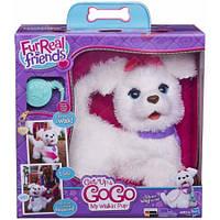 Веселый интерактивный щенок Гоу-Гоу из серии FurReal Friends