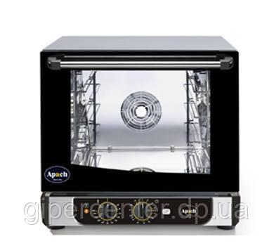 Конвекционная печь Apach AD44MH ECO с механическим управлением (4 уровня 450х340 мм)