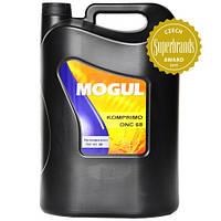 Компрессорное/холодильное масло Mogul Komprimo ONC 68 10л