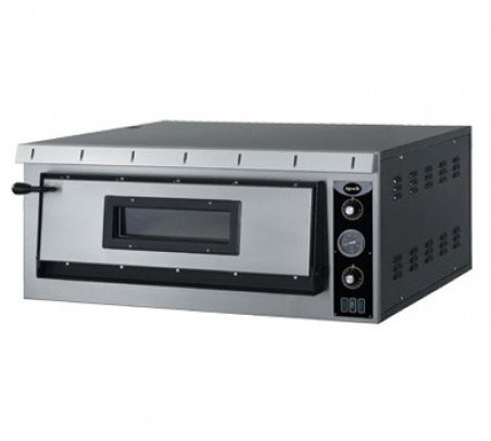 Электрическая печь для пиццы Apach АML4 (одна камера; 720х720х140 мм)