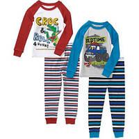 """Набор из 2-х пижам для мальчика Garanimals """"Кроко"""" р.24М"""