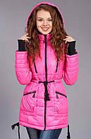 Женская молодежная куртка - парка