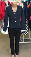 Пиджак на пуговицах на девочку S, L, XL