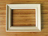 "Деревянная рамка 13х18 см (липа ""Классик"" 35 мм)"