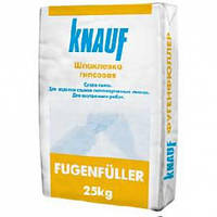 KNAUF Fugenfuller шпатлівка гіпсова для швів, 25 кг
