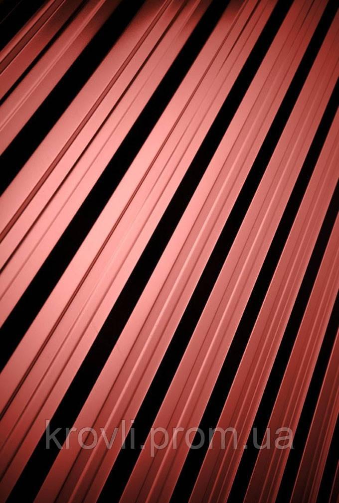 Акция на 3 цвета Металлопрофиль ПК-18 0.4мм