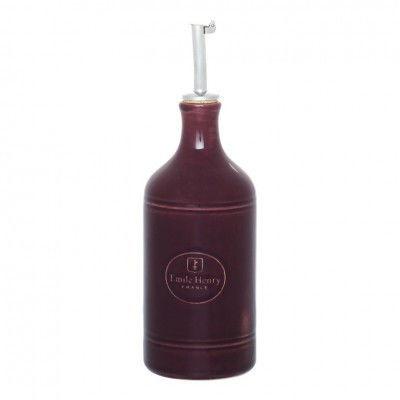 Бутылка для масла Emile Henry фиолетовая 0,45 л 370215