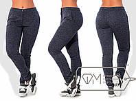 Женские штаны большого размера о-202388