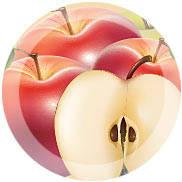 Oplus Apple (Яблоко) жидкость для электронных сигарет