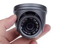 NTSC Камера видеонаблюдения  АНТИВАНДАЛЬНАЯ 1500TVL металлическая видеокамера противоударная
