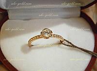 Кольцо женское помолвочное