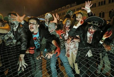 карнавальные костюмы на Хеллоуин