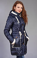 Базовая куртка с накладными карманами