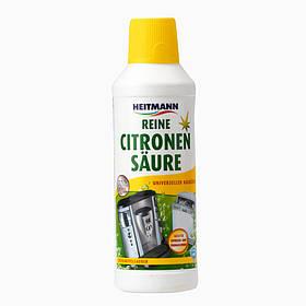 Жидкий очиститель накипи для посудмоечных машин, кофе-машин, раковин Heitmann 500мл