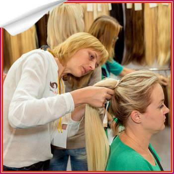 Как подобрать волосы на заколках и для наращивания?