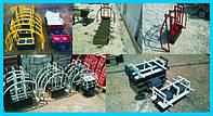Станки для производства шлакоблоков
