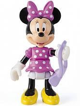 Фигурка Minnie & Mickey Mouse Clubhouse Минни Маус с аксессуаром