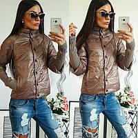 Куртка женская, модель 205, кофе 44