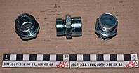 Штуцер соединительный НШ-32 фланца S32 М30х1.5/М27х1.5