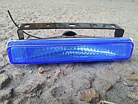 Противотуманные фары для узкого проема №0209 (синие), фото 1
